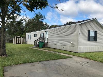 Manvel Single Family Home For Sale: 135 White Oak Drive