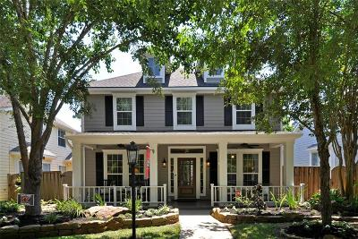The Woodlands Single Family Home For Sale: 22 Courtland Green Street