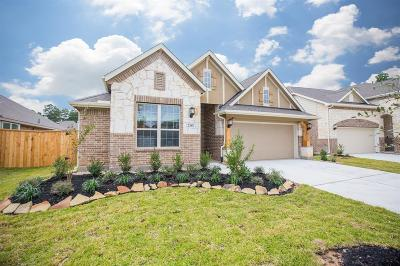 Conroe Single Family Home For Sale: 2381 Old Stone Drive