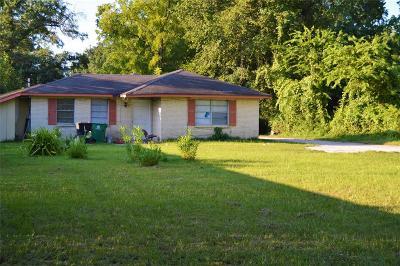 Single Family Home For Sale: 2302 De Soto Street