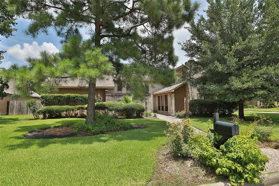 Spring Single Family Home For Sale: 16702 Wimbledon Forest Drive