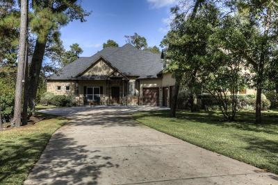Montgomery Single Family Home For Sale: 8552 Majestic Lake Court