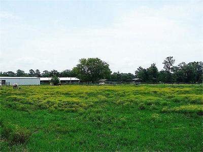 Willis Farm & Ranch For Sale: E Fm 1097 E Road Road