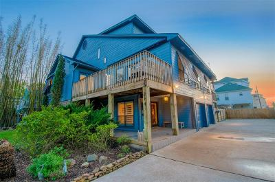 Clear Lake Shores Single Family Home For Sale: 214 Narcissus Road