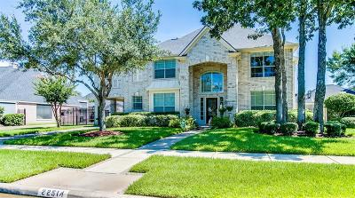 Katy Single Family Home For Sale: 22514 Bridgehaven Drive