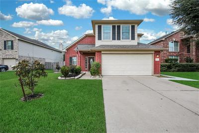 Katy Single Family Home For Sale: 6830 Silver Shores