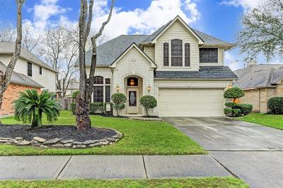 Houston Single Family Home For Sale: 2138 Laurel Forest Way