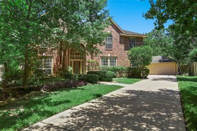 The Woodlands Single Family Home For Sale: 15 Redhaven Place