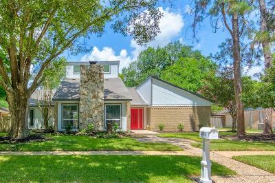 Houston Single Family Home For Sale: 3511 Ledgestone Drive