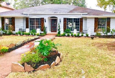 Missouri City Single Family Home For Sale: 3523 El Dorado Boulevard #1