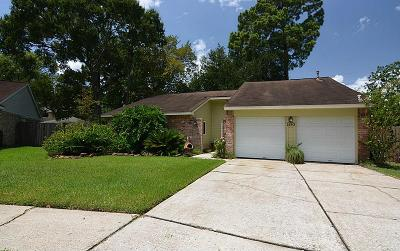 Spring Single Family Home For Sale: 2503 Goldspring Lane