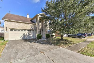 Houston Single Family Home For Sale: 2838 Redwing Grove Way