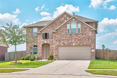 Tomball Single Family Home For Sale: 24947 Lazy Tee Lane