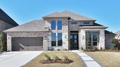 Katy Single Family Home For Sale: 6623 Castlereagh Lake Lane