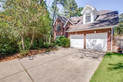 The Woodlands Single Family Home For Sale: 7 Poplar Hill Place