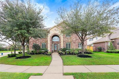 Katy Single Family Home For Sale: 10114 Shortleaf Ridge Drive