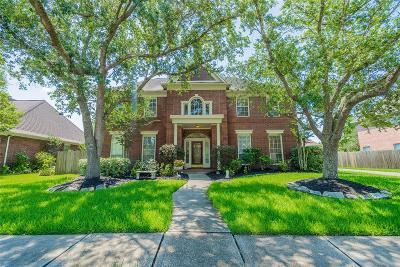 Friendswood Single Family Home For Sale: 509 Eagle Lakes Drive