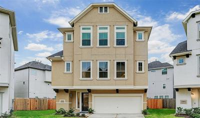 Houston Single Family Home For Sale: 2009 Royal Landing Drive