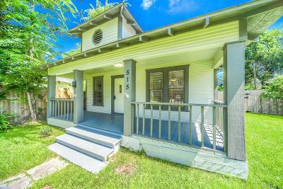Houston Single Family Home For Sale: 515 E 28th Street
