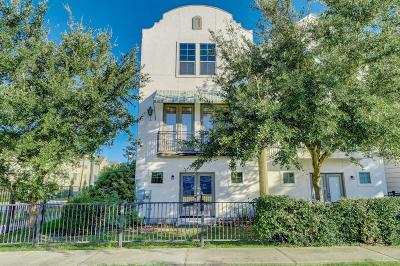 Houston Single Family Home For Sale: 902 Patterson Street