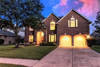 Katy Single Family Home For Sale: 6209 S Fawnlake Drive