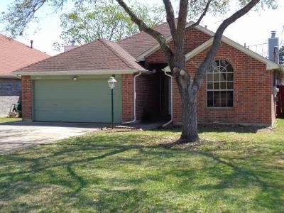 Seabrook Single Family Home For Sale: 4723 Hawthorne Street