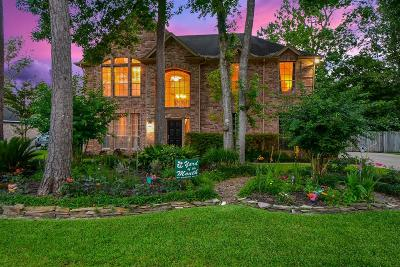 Conroe Single Family Home For Sale: 816 Woodland Ln