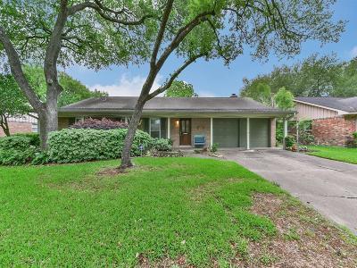 Meyerland Single Family Home For Sale: 5015 Cheena Drive