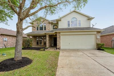 Dickinson Single Family Home For Sale: 4043 Bentwood Drive