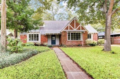 Houston Single Family Home For Sale: 12919 Hansel Lane