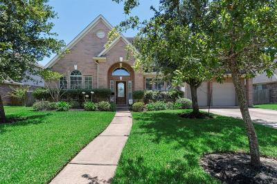 Tomball Single Family Home For Sale: 12627 Mossy Ledge Drive