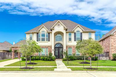 Sugar Land Single Family Home For Sale: 5807 Tarpon Bay Court