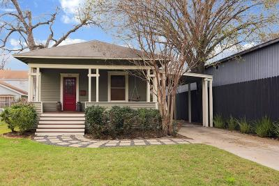 Houston Single Family Home For Sale: 215 W 23rd Street