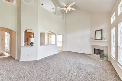 Spring Single Family Home For Sale: 3018 Country Boy Court