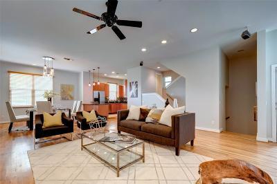 Houston Single Family Home For Sale: 1801 Oneil Street #C