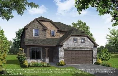 Fresno Single Family Home For Sale: 2327 Bright Sunrise Trail