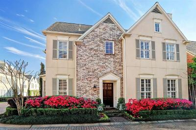 Harris County Single Family Home For Sale: 1230 Ripple Creek Drive