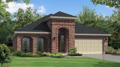 Fulshear TX Single Family Home For Sale: $435,761