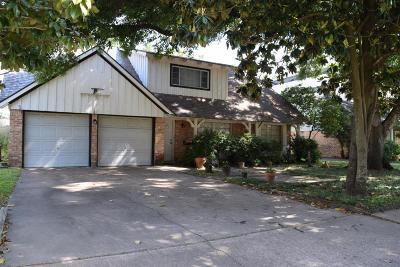 Houston Single Family Home For Sale: 12454 Mooremeadow Lane
