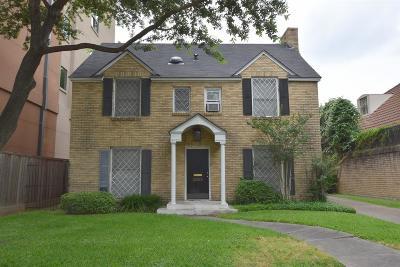 Houston Multi Family Home For Sale: 2250 Sul Ross Street