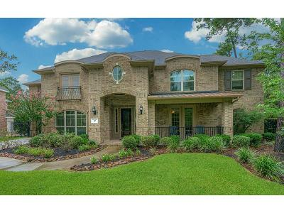 The Woodlands Single Family Home For Sale: 27 Bessdale Court