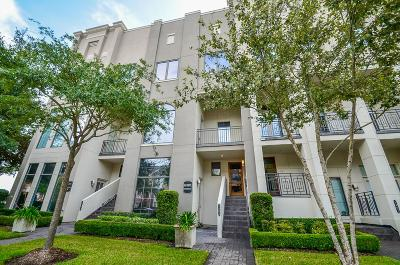 Sugar Land Condo/Townhouse For Sale: 1405 Lake Pointe Parkway