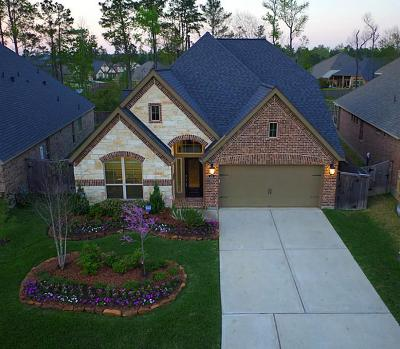 Montgomery Single Family Home For Sale: 126 Pine Crest Circle