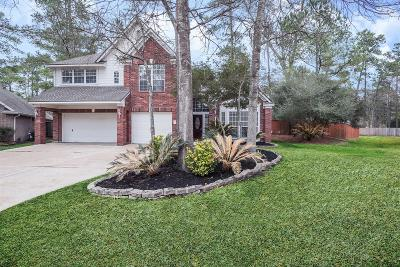 The Woodlands Single Family Home For Sale: 110 N Linton Ridge Court