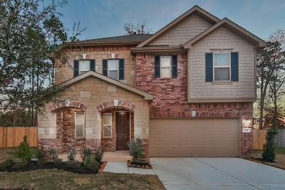 Conroe Single Family Home For Sale: 1814 Daly Way