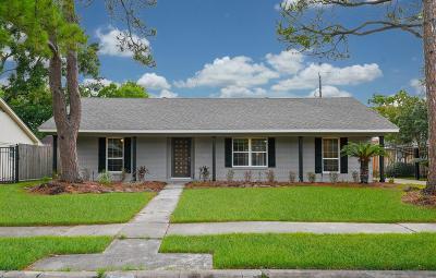 Houston Single Family Home For Sale: 3306 Ann Arbor Drive