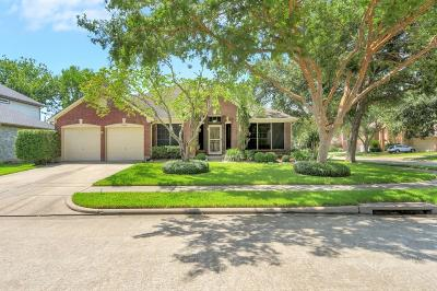 Friendswood Single Family Home For Sale: 4802 Widerop Lane