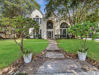 Houston Single Family Home For Sale: 1510 Lofty Maple Trail
