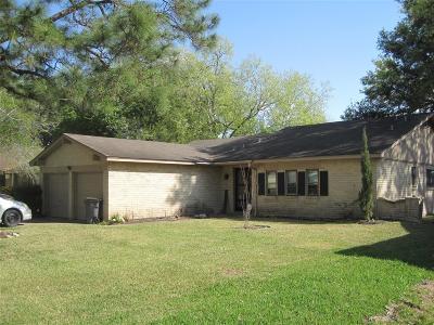 Missouri City Single Family Home For Sale: 2811 W Birchdale Drive