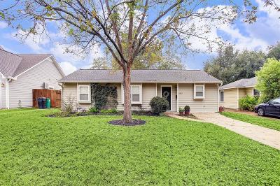 Houston Single Family Home For Sale: 1917 Althea Drive
